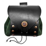 Riveted Leather Bag